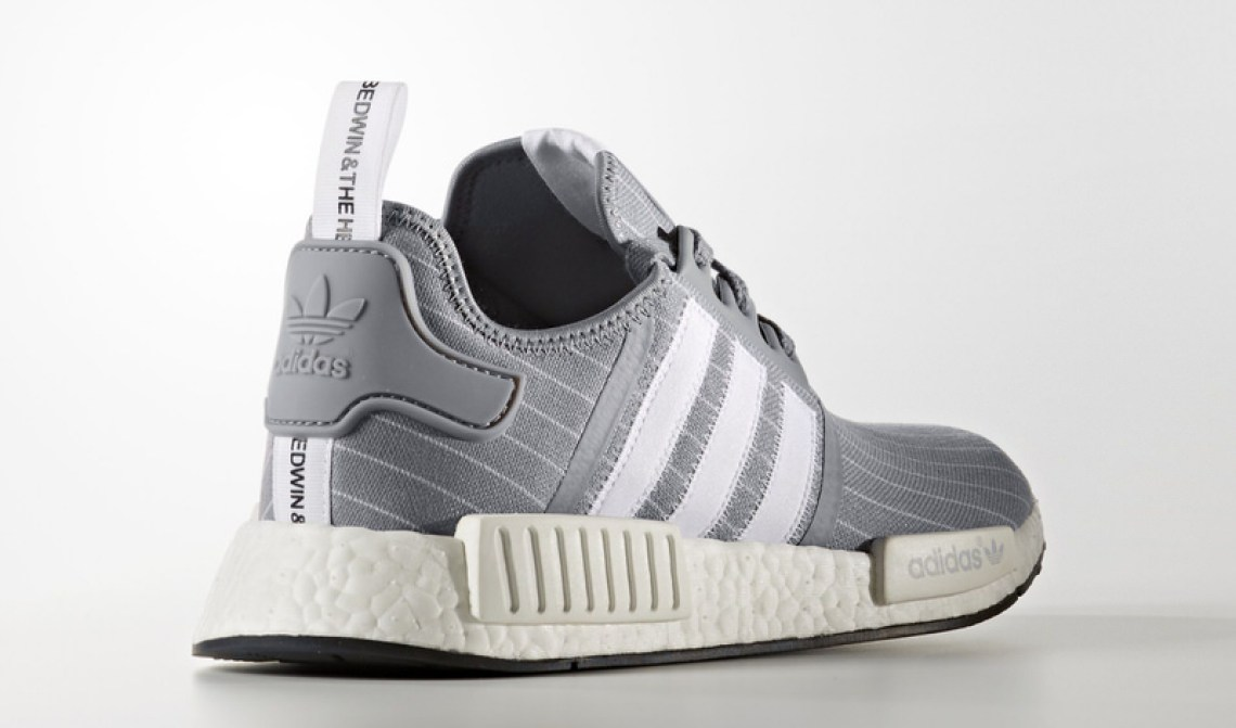 9c7c449d4 Bedwin and the Heartbreakers x adidas NMD R1    Release Date