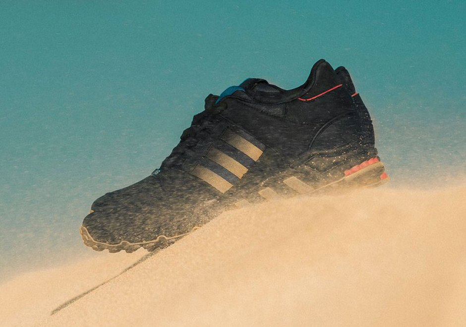 "Highs & Lows x adidas EQT Support 93 ""Interceptor"""