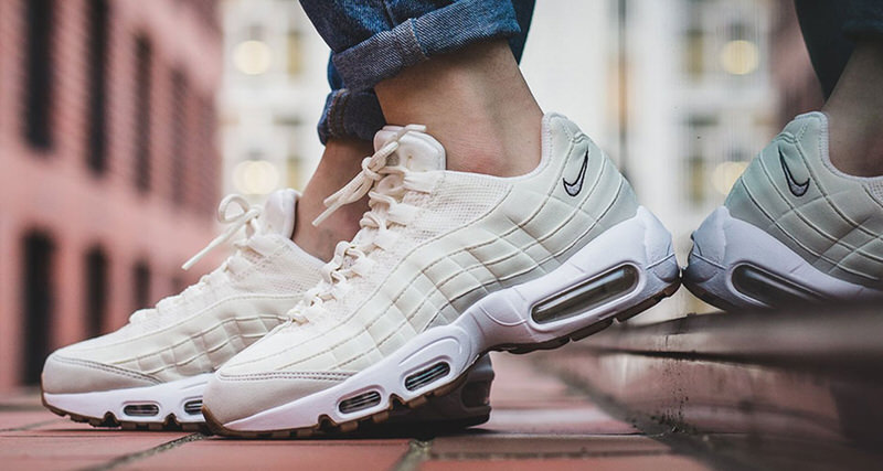 nike air max 95 light bone gum