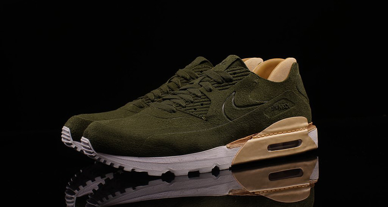 "Nike Air Max 1 Royal ""Olive"""