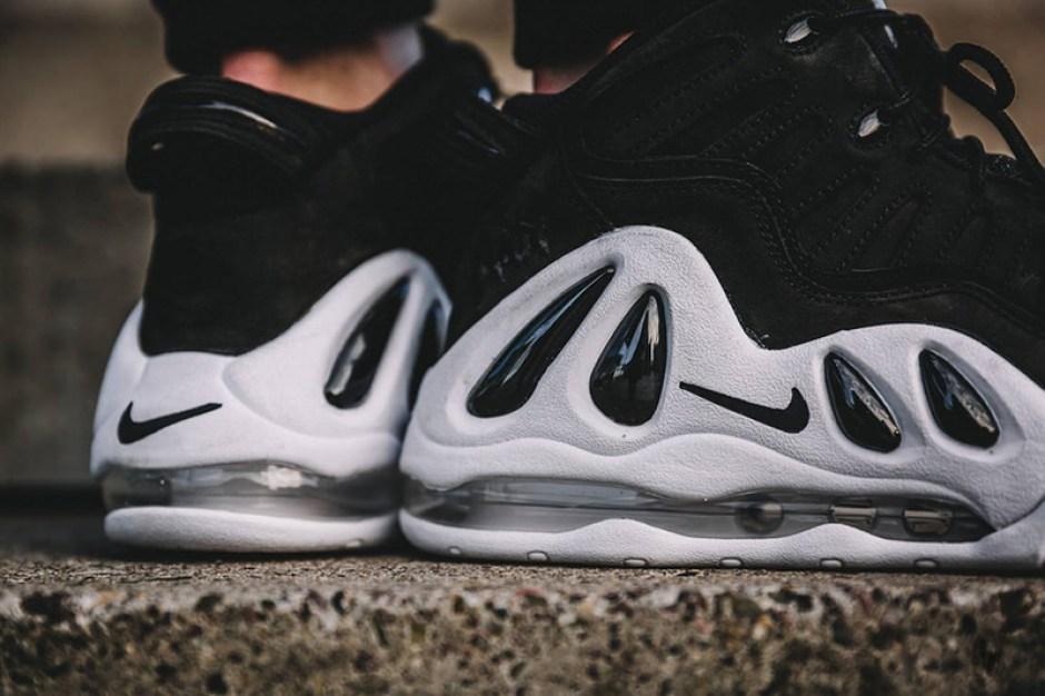 Nike Air Max Uptempo 97 Black/White