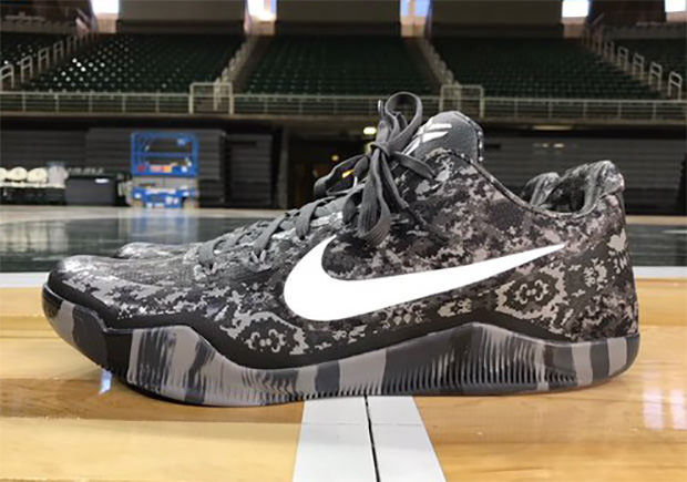 "Nike Kobe 11 ""Michigan State"" PE"