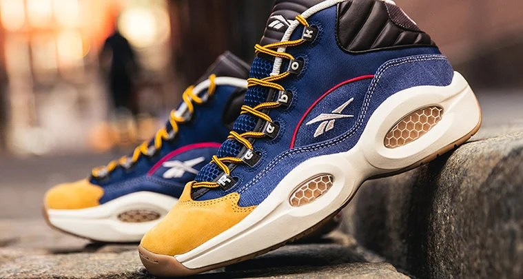 """e11bf80c3a3 Reebok Question Mid """"Dress Code"""" Explores Allen Iverson s Generation  Altering Style"""
