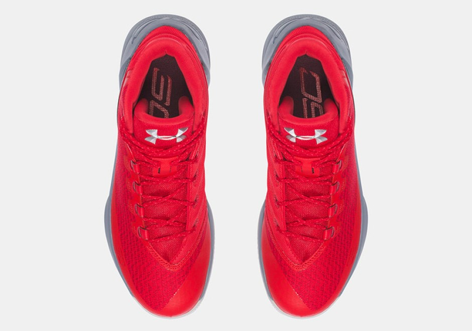 daf7e56d3df0 Davidson College Gets Its Very Own Under Armor Curry 3 Colorway ...