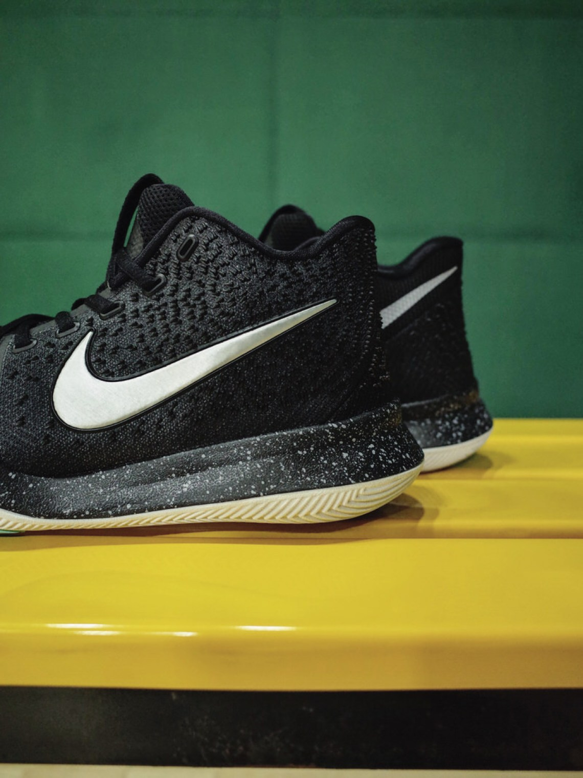 "Nike Kyrie 3 ""Black Ice"""