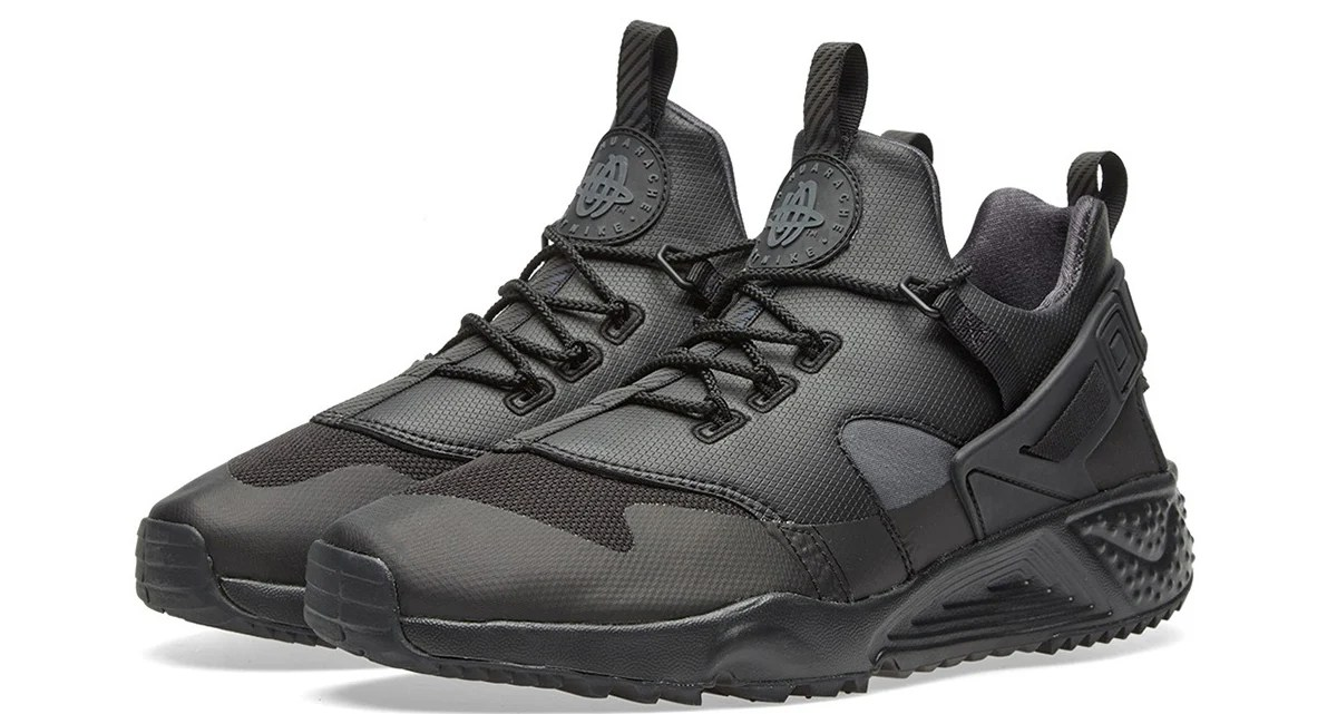 super popular 7f8b9 3dc4b Nike Air Huarache Utility Gets Equipped for Winter | Nice Kicks