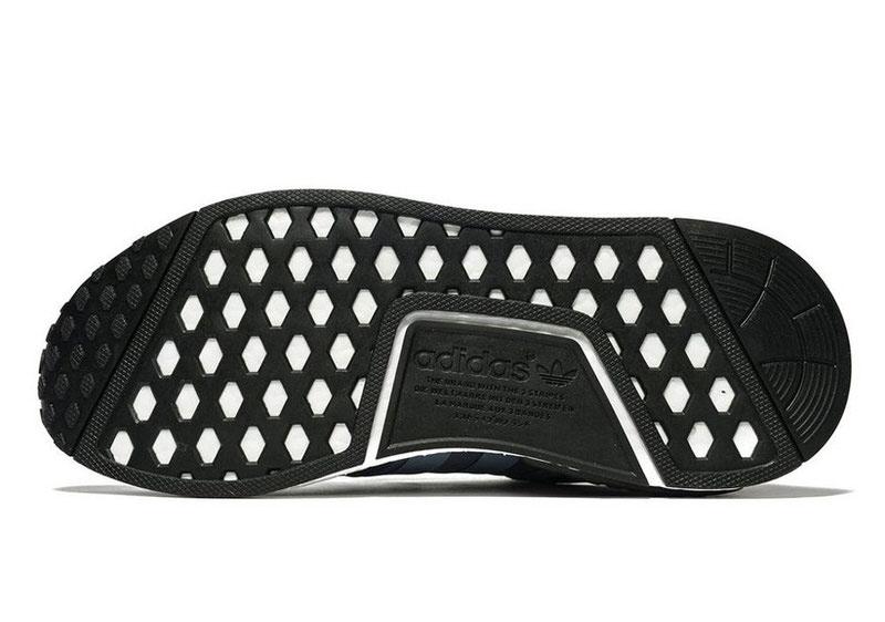Hot Sale ADIDAS NMD XR1 PRIMEKNIT BLUE CYAN Sneaker
