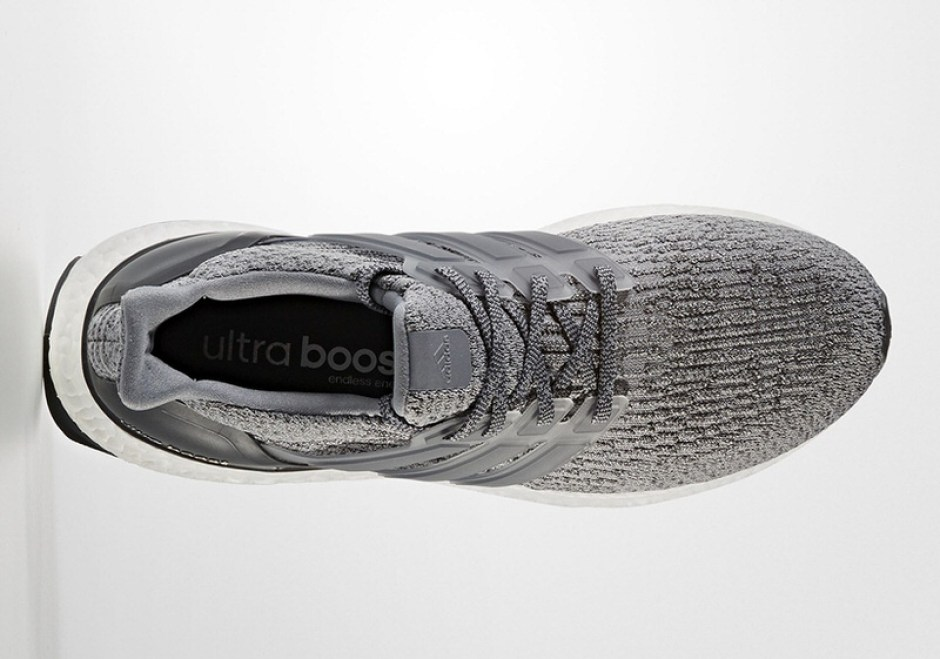 "adidas Ultra Boost 3.0 ""Mystery Grey"""