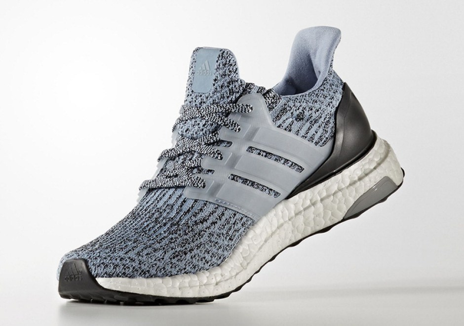 Adidas Ultra Boost 3.0 Pearl Grey/Trace Cargo (#1105354) from