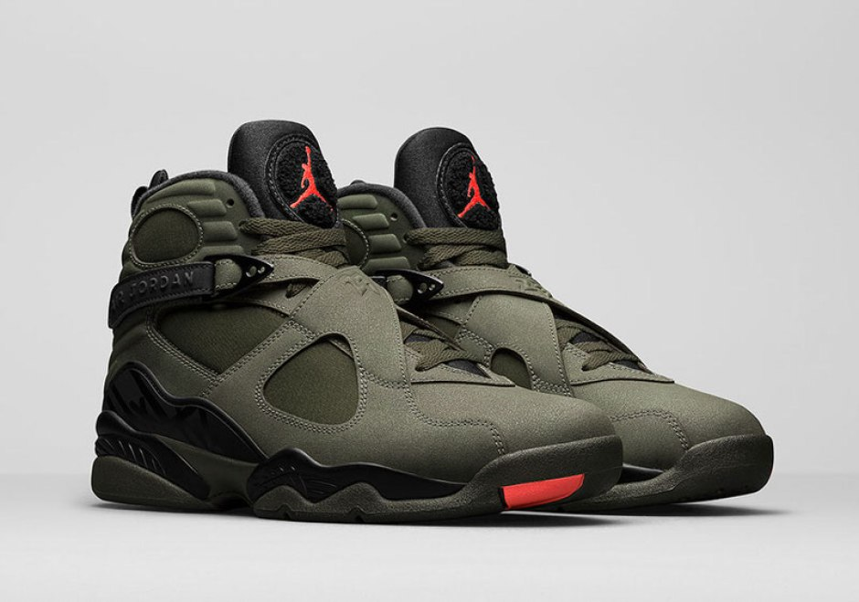 "Air Jordan 8 ""Take Flight"""