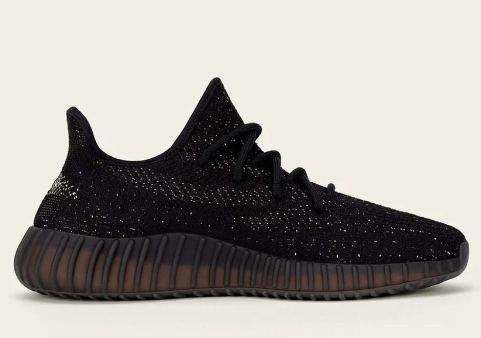 reputable site e037a 5d89d Adidas Yeezy Boost 350 Pirate Black 2.0 BB5350 100% Authentic 9.5