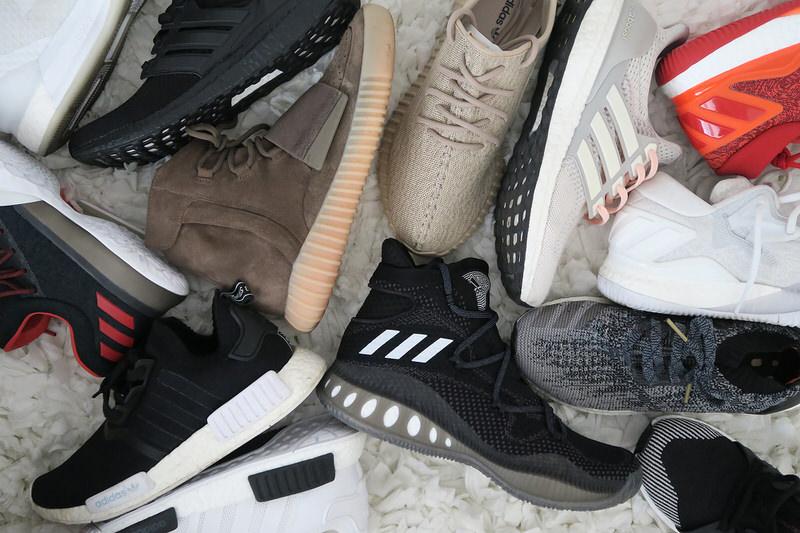 Introducing #BOOSTweek!! A Weeklong Celebration Of Adidas
