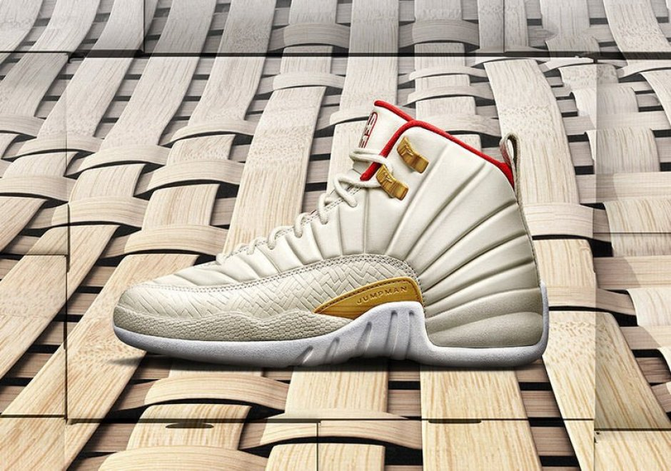 "Air Jordan 12 GG ""CNY"""