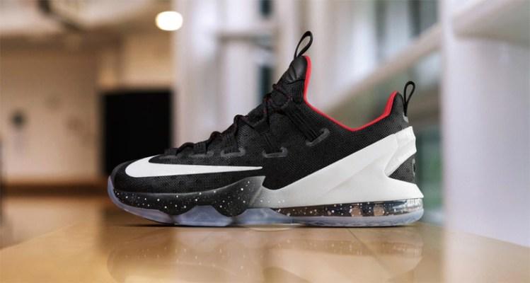 """Nike LeBron 13 Low """"JR Smith"""" PE"""