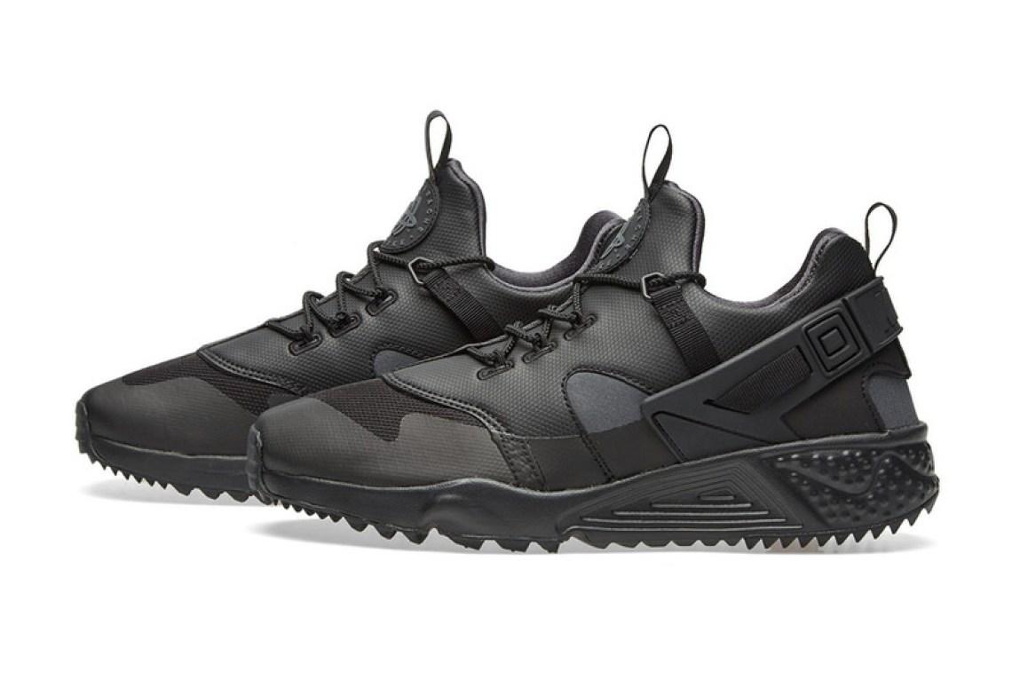 "Nike Air Huarache Utility ""Black"""