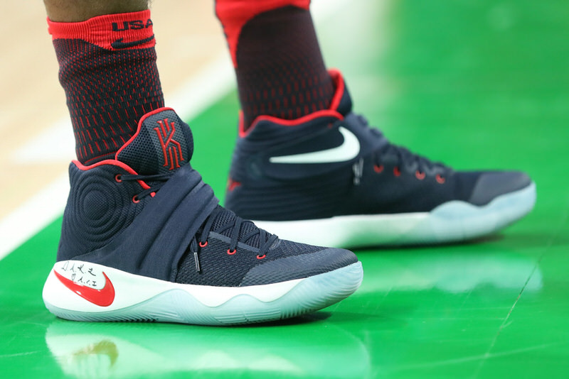 new product 24107 fd510 A Look Back at Kyrie Irving s Best Nike Kyrie 2 PEs