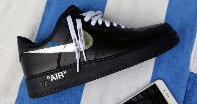 8a234a9d4 Another Off-White x Nike Air Force 1 Colorway Emerges | Nice Kicks