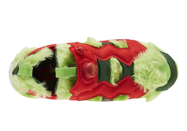 539eeff16783 Reebok Insta Pump Fury  Кецове Reebok Instapump Fury CV Grinch ...