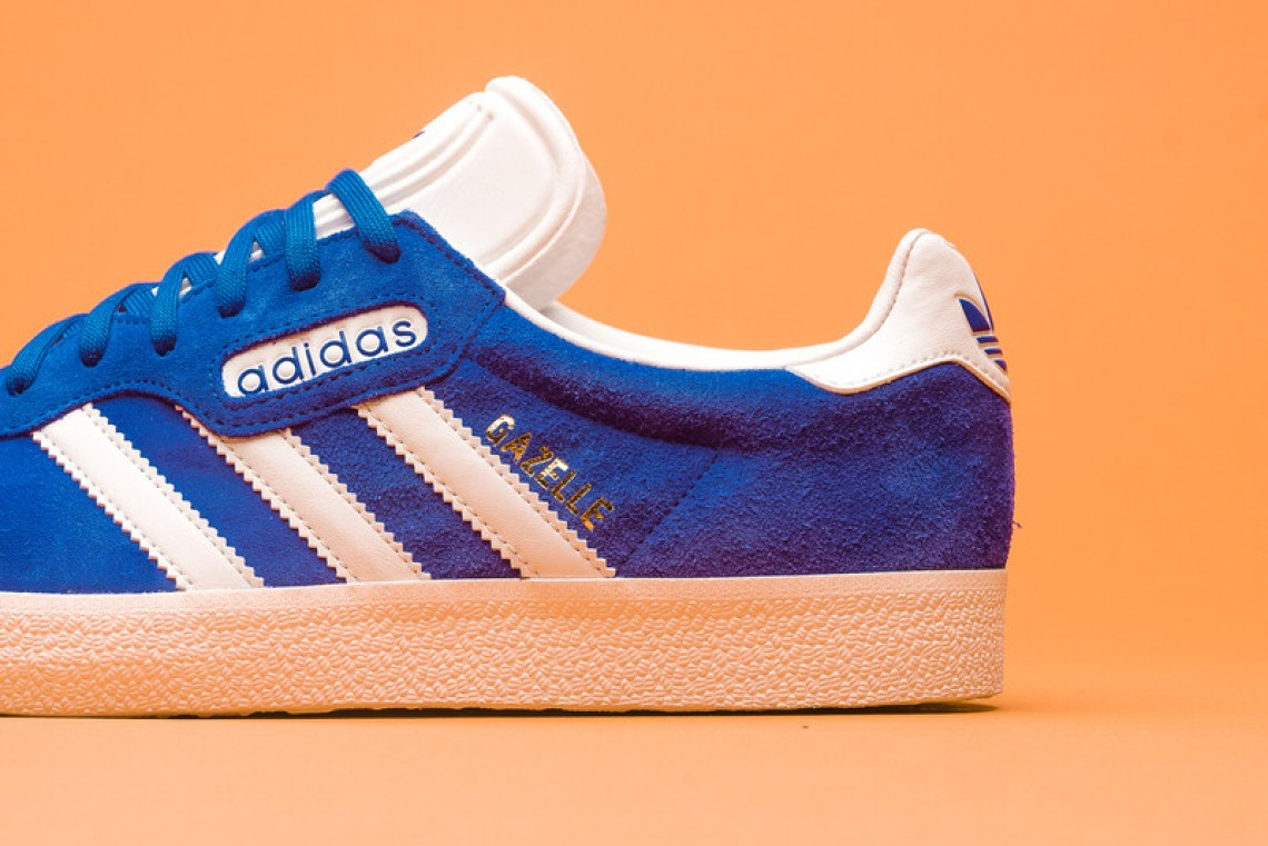 The adidas Gazelle Super is Finally Back  71aa38859