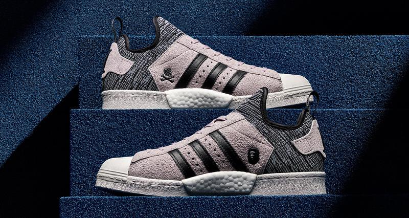 Adidas Superstar Boost x Bape x Neighborhood Superstar  Superstar