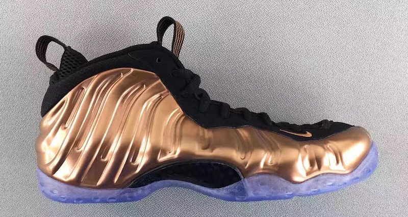 new style a5402 6706a ... where can i buy nike air foamposite one copper drops in april 57297  839c8