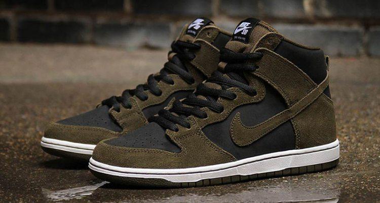"""Nike SB Dunk High """"Reverse Loden"""""""