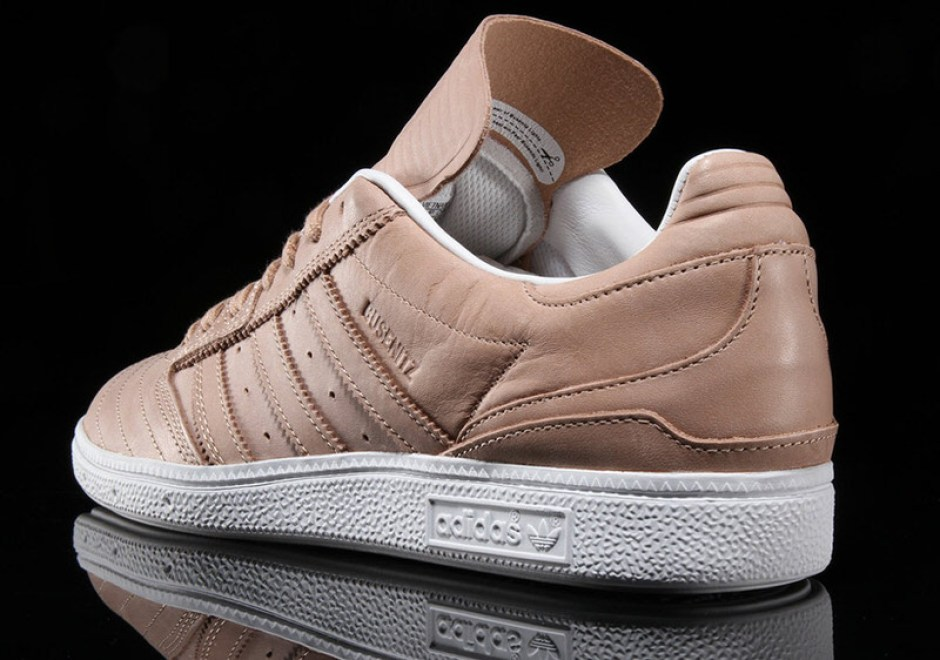 adidas Busenitz Pro Gets Tan Leather Treatment  e108ed078