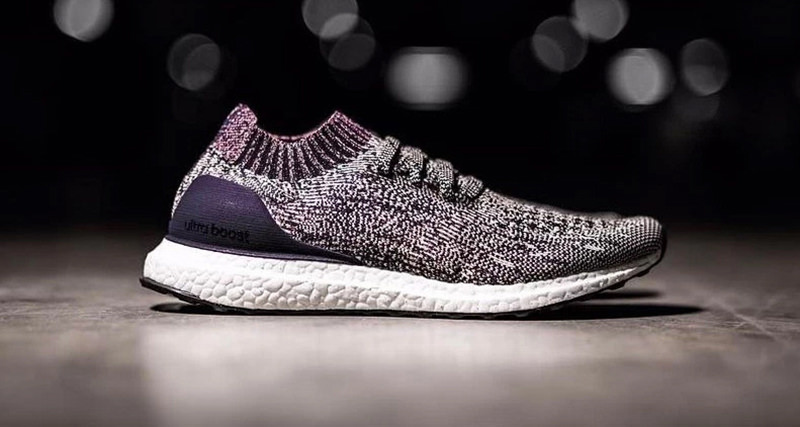 adidas Ultra Boost Uncaged 2.0 Purple/White