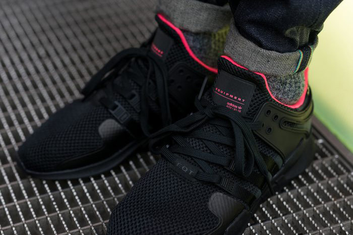 adidas EQT Support 93 17 Core Black BB1236 Release Date