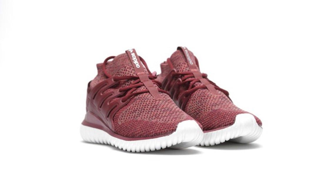 "adidas Tubular Nova Primeknit ""Mystery Red"""