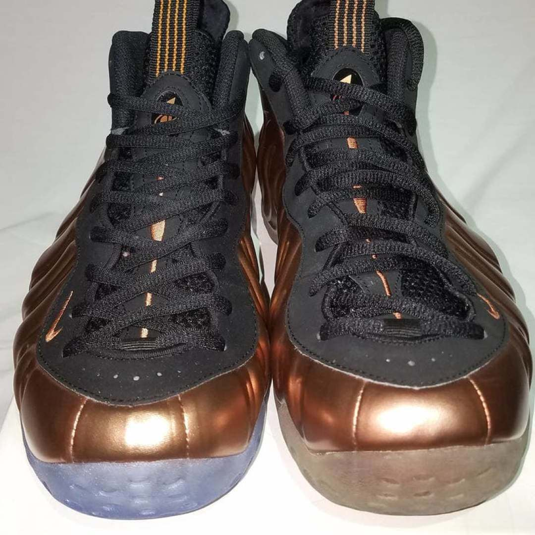 6833cb75e5efe Take a Look at the Nike Air Foamposite One