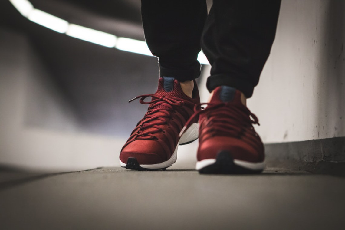 "Nike Air Zoom Spirimic ""Red"""