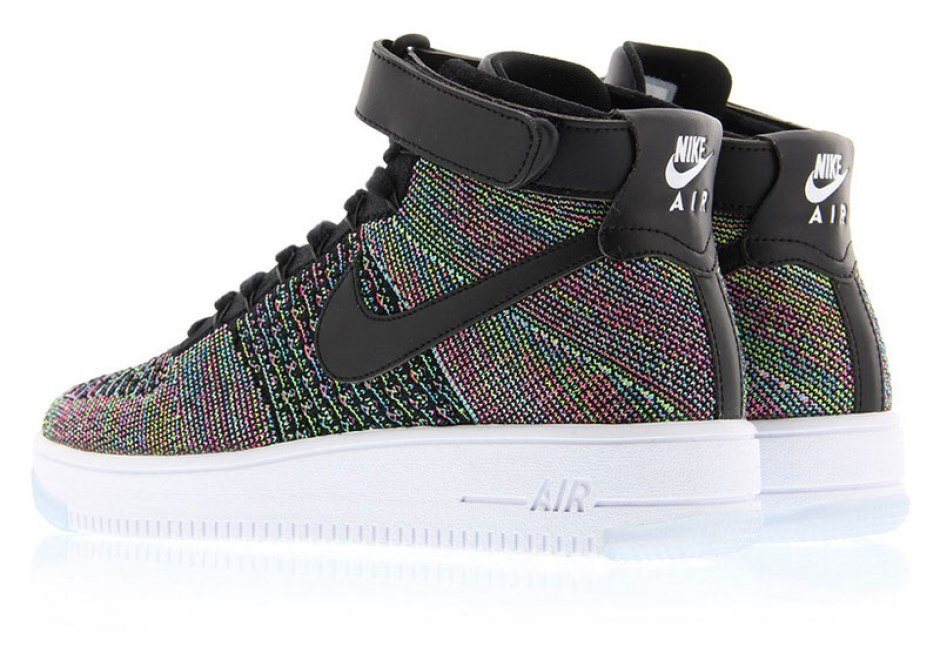 cheap for discount 4d9e4 dfa8f Nike Air Force 1 Mid Ultra Flyknit