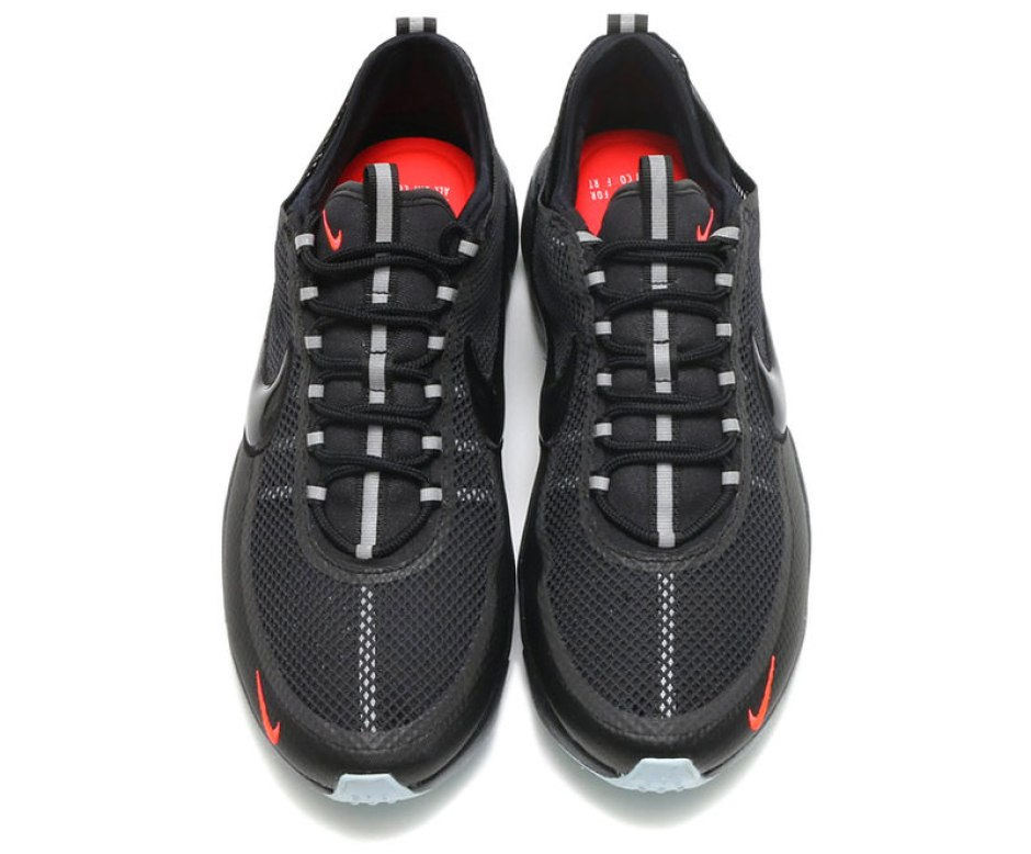 Nike Zoom Spiridon Ultra Black/Bright Crimson