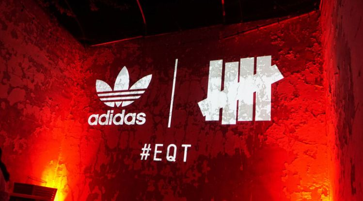 Adidas EQT x UNDFTD House Party