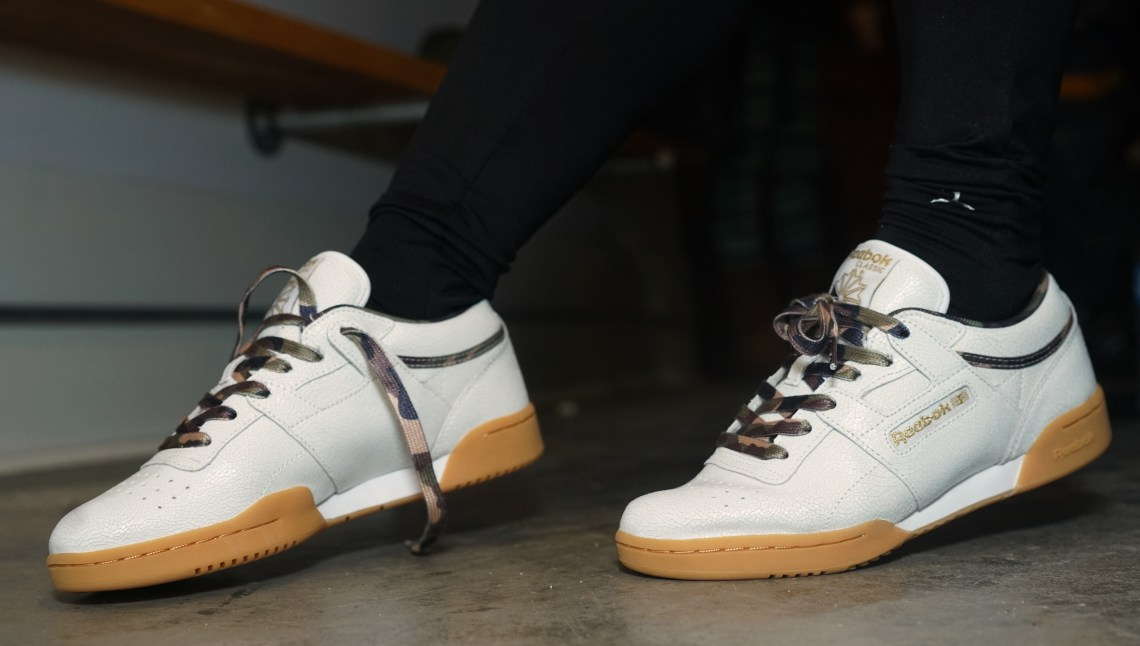 ... merched with free Reebok branded soulja rags. It doesn t get much  better than that. Click here to pick up a pair and view the event in the  photos below. 5e5205809