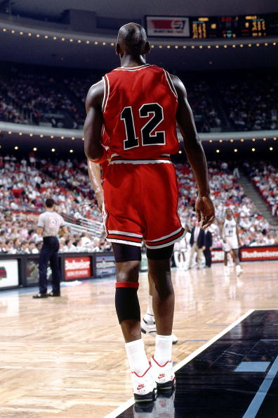 premium selection 4367e dfb4c Michael Jordan's #12 Jersey Brought Back by Mitchell & Ness ...