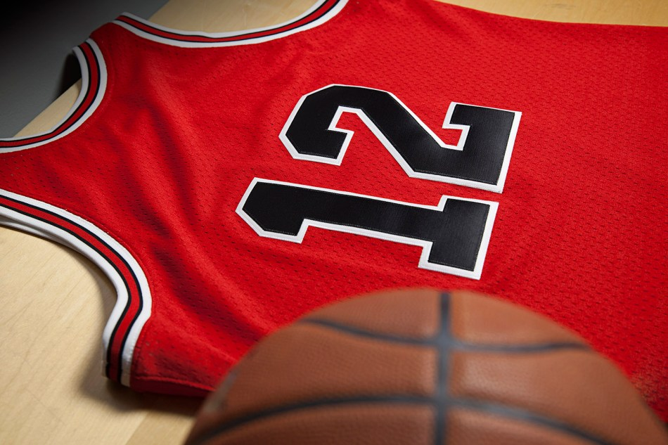 premium selection fedac 36bcb Michael Jordan's #12 Jersey Brought Back by Mitchell & Ness ...