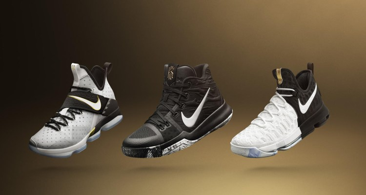 Nike 2017 BHM Collection