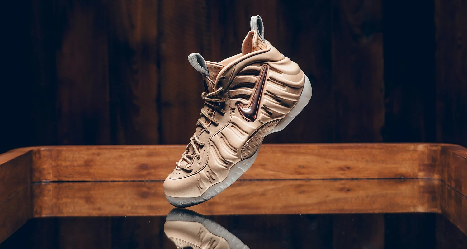 Nike air foamposite one white out jwong boutique