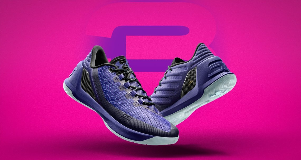 "Under Armour Curry 3 Low ""Dark Horse"""