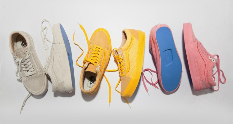 "Union LA x Vans ""Old Skool"" Collection"