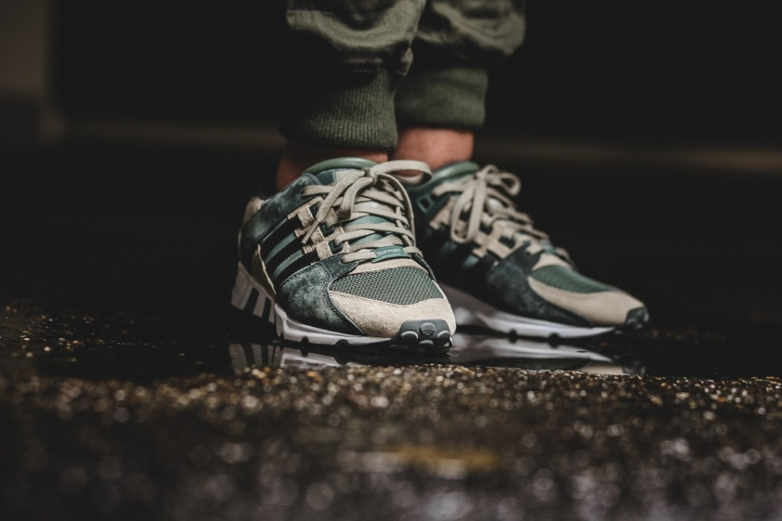 "adidas EQT Support RF ""Trace Green"""