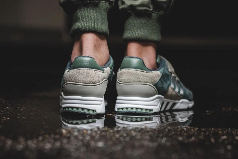 "adidas EQT Support RF ""Trace Green"""