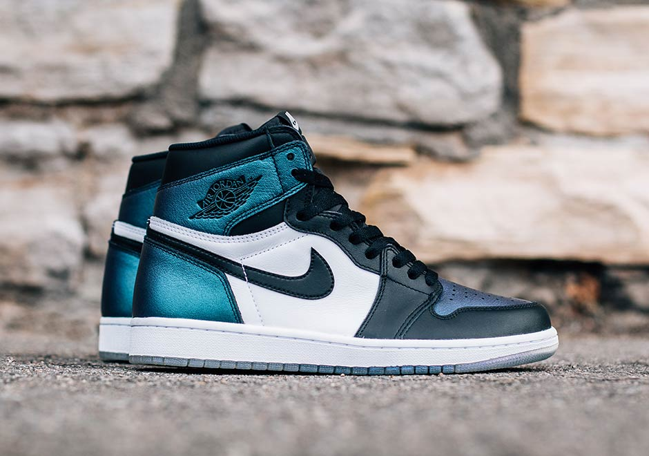 "Air Jordan 1 High ""All-Star"""
