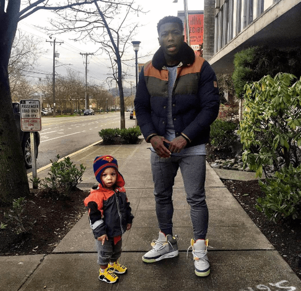 """Nate Robinson in the Nike Air Yeezy 1 """"Zen Grey"""""""