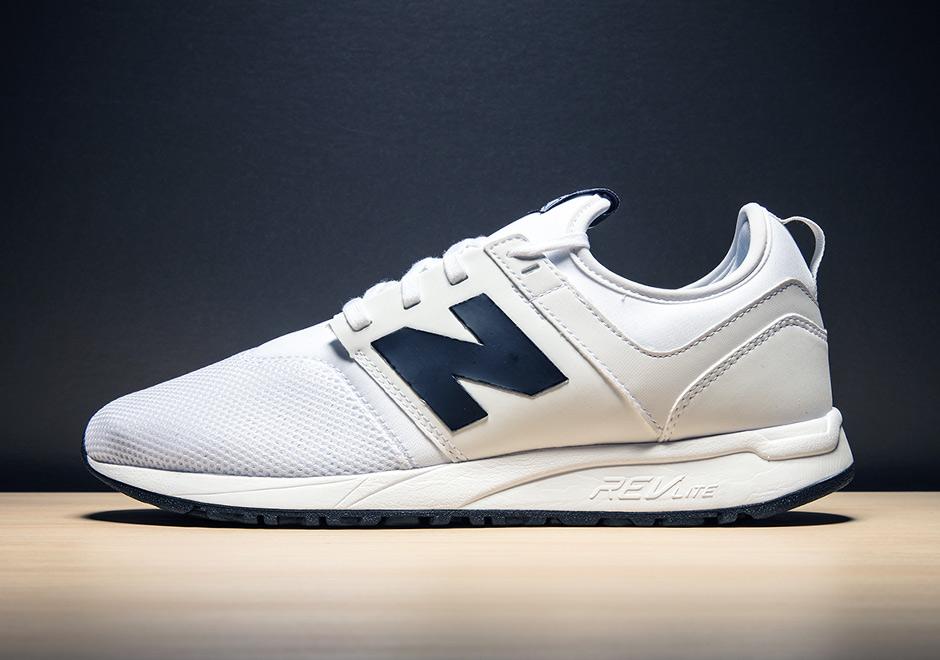 new balance 247 mesh white