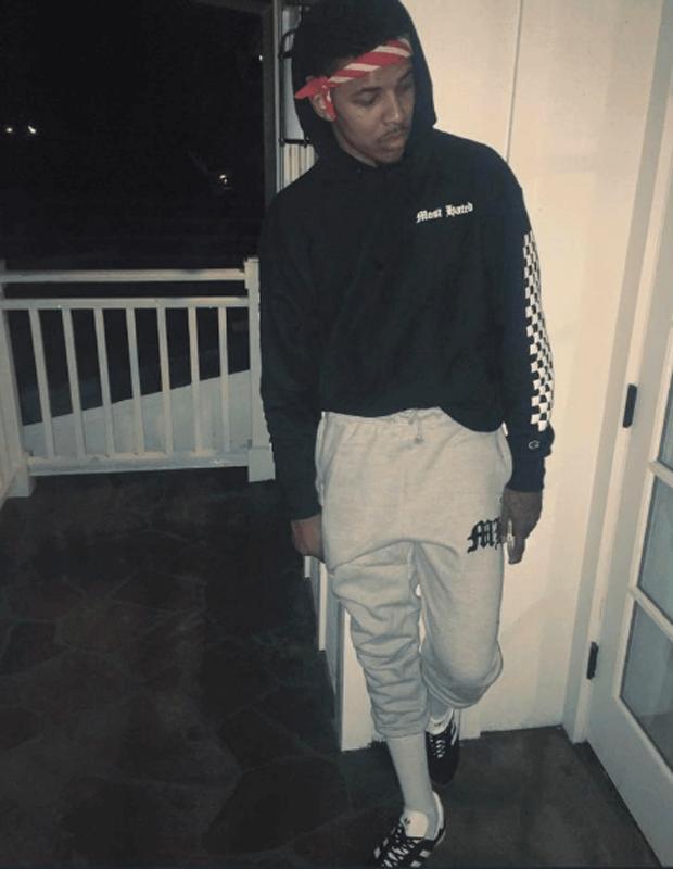 nick young adidas gazelle