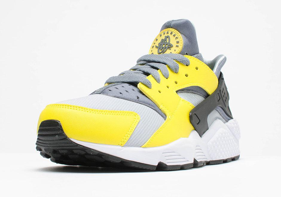 """efdc3ebf7ac Nike Air Huarache """"Electrolime"""" Nike Air Huarache"""