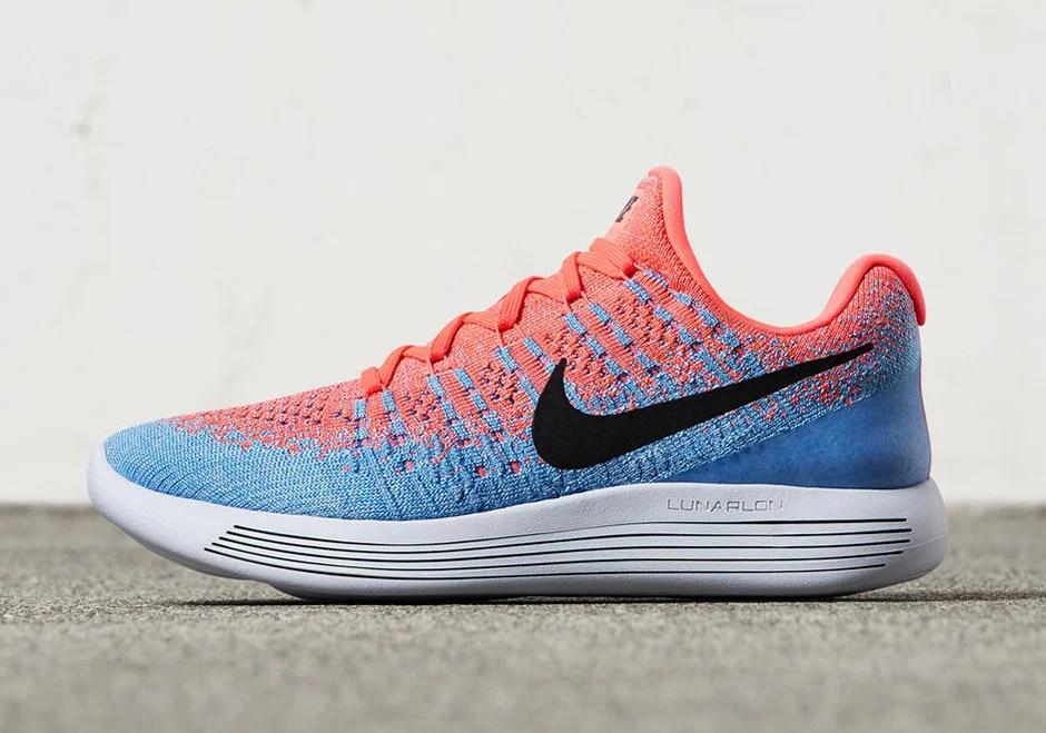 "Nike LunarEpic Flyknit 2 ""Bright Crimson"""
